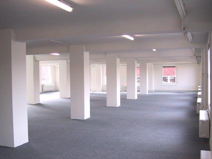 Büro groß - Großraumbüro Hamburg